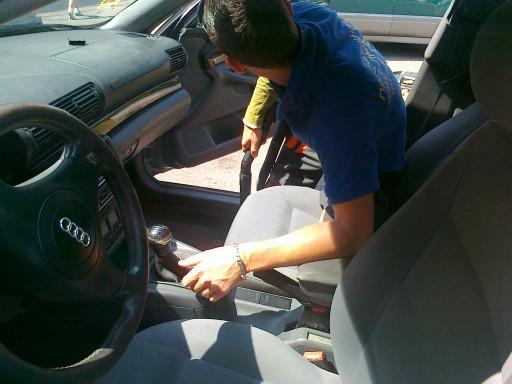 Почистване на коли