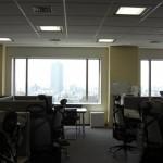 Чисто офис помещение