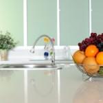 Чист кухненски плот