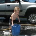Удобството от почистване на автомобили на място